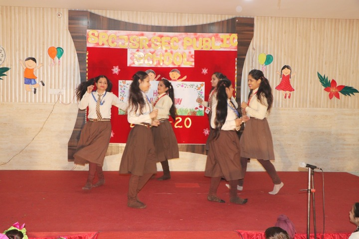 Swami Roop Chand Jain Senior Secondary School- Dance