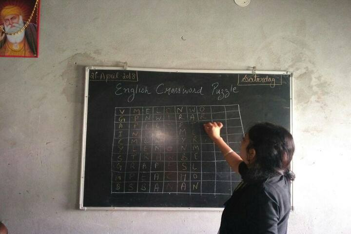 G.T.B. Mission Senior Secondary School- Quiz Activity