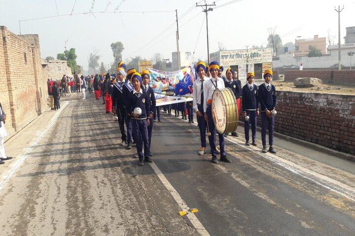 Sant Ajaib Singh Khalsa Public School- Activity