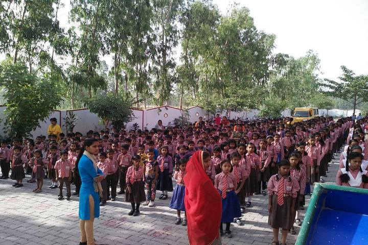 Bright Career S.S. Inter College- Assembly