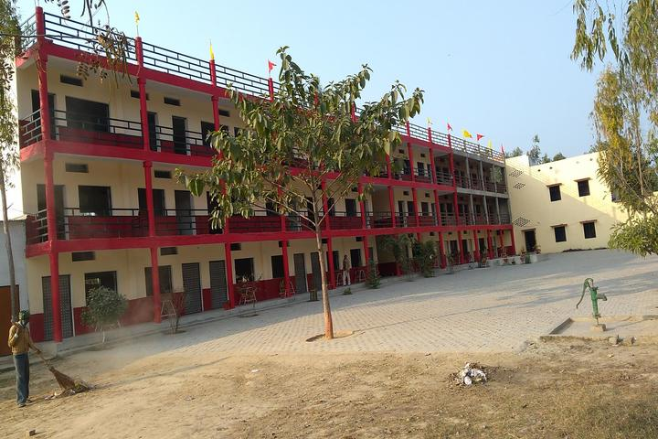 Bright Career S.S. Inter College- Campus View