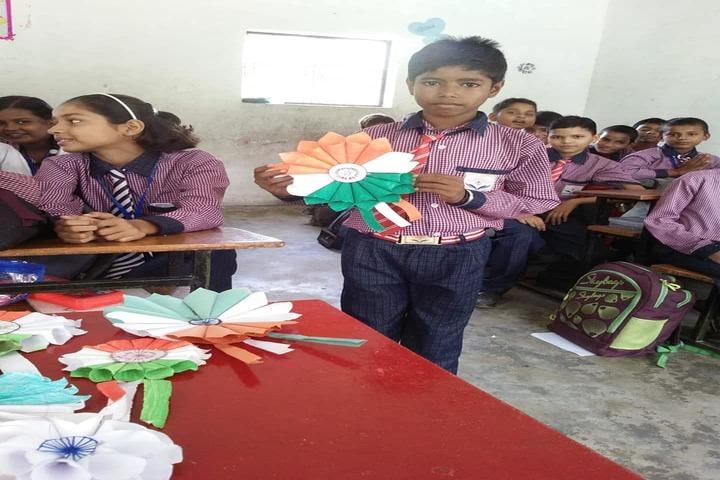 Bright Career S.S. Inter College- Art and Craft