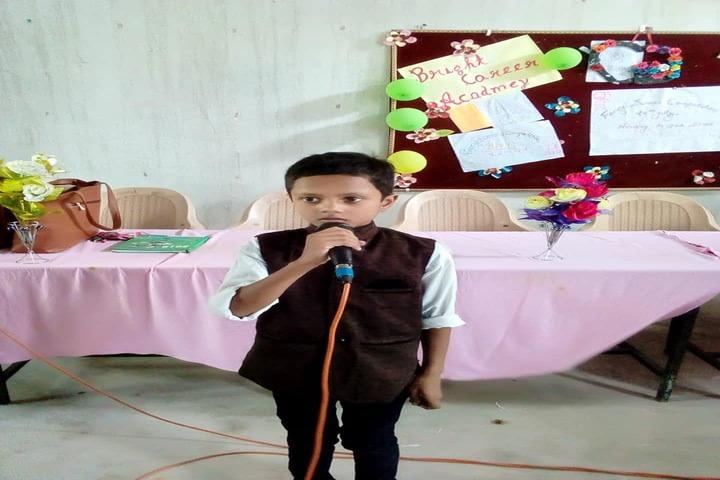 Bright Career S.S. Inter College- Recitation Competition