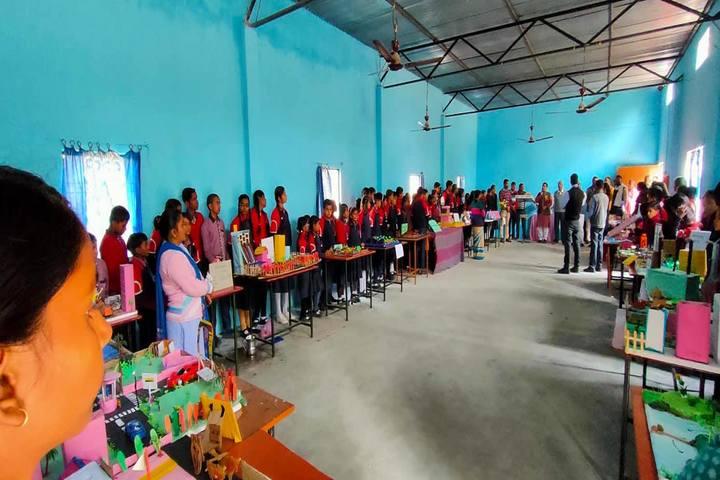 Bright Career S.S. Inter College- School Exhibition