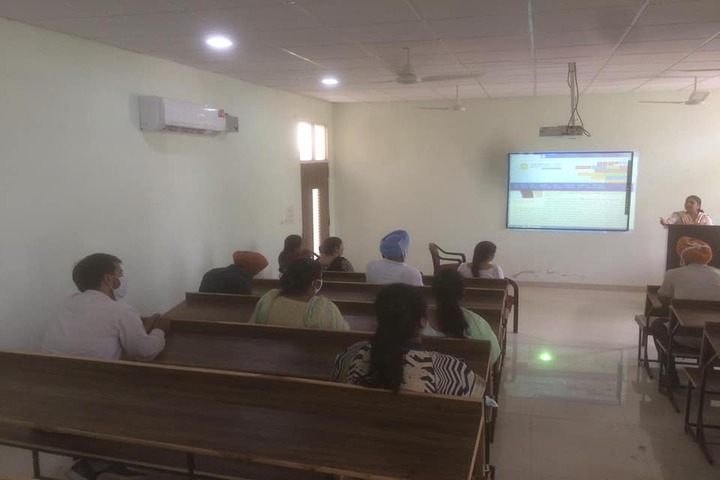 Akal Degree College- Digital Class room