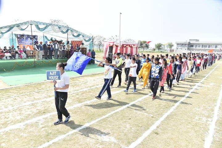 Akal Degree College- sports meet