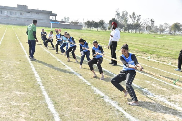 Akal Degree College- Sports