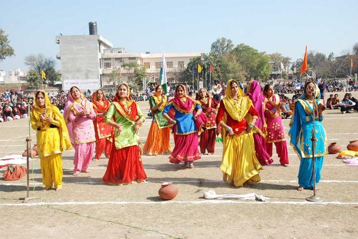 Dr Raghubir Parkash S D Senior Secondary School-Dance