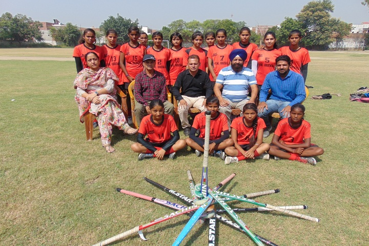 Dr Raghubir Parkash S D Senior Secondary School-Sports