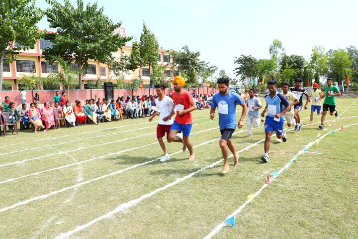 S.S.D. College- Sports