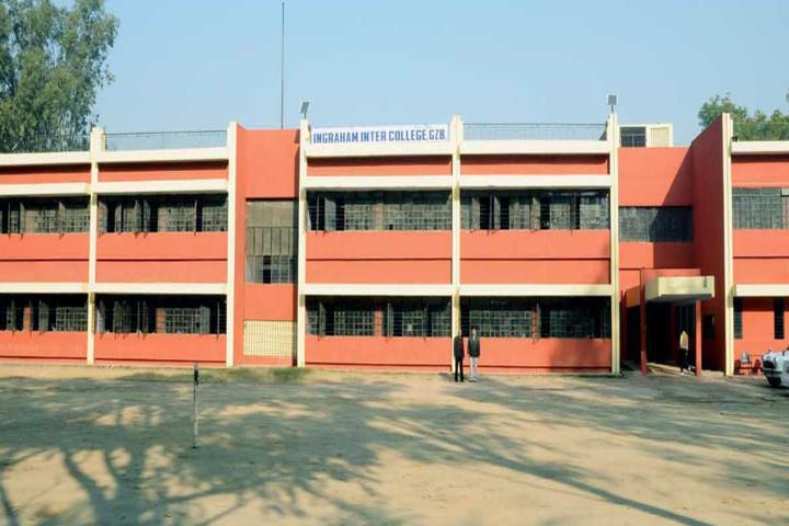 Ingraham Inter College-Campus View