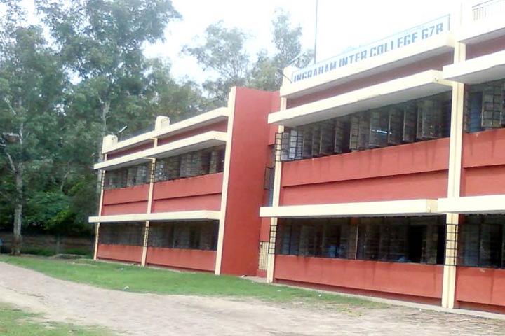 Ingraham Inter College-Campus View1