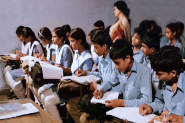 Ingraham Inter College-Classroom