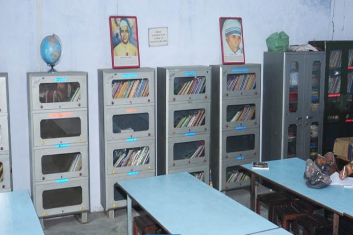 Ingraham Inter College-Library