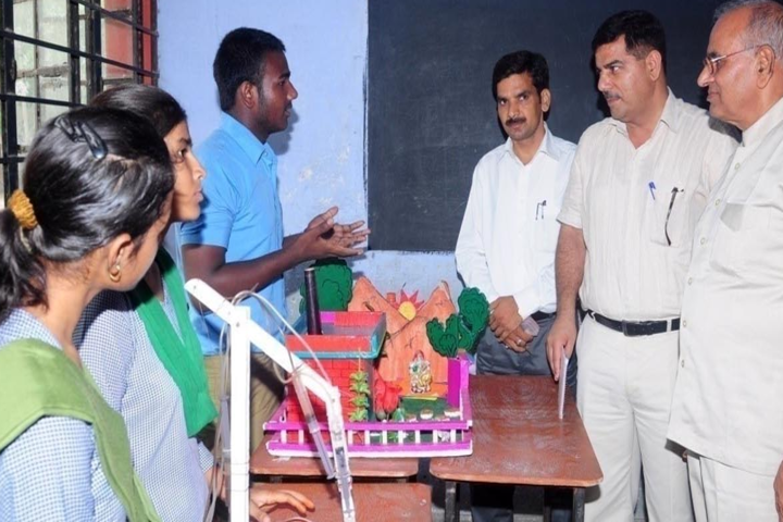 Ingraham Inter College-Science Exhibition