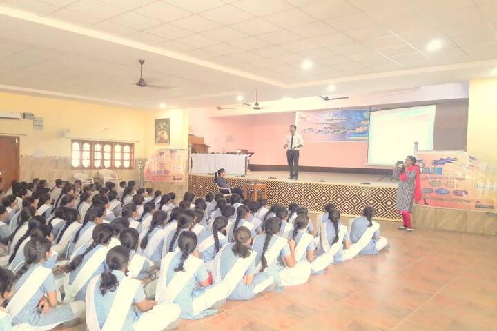 Carmel Girls Inter College-Seminar