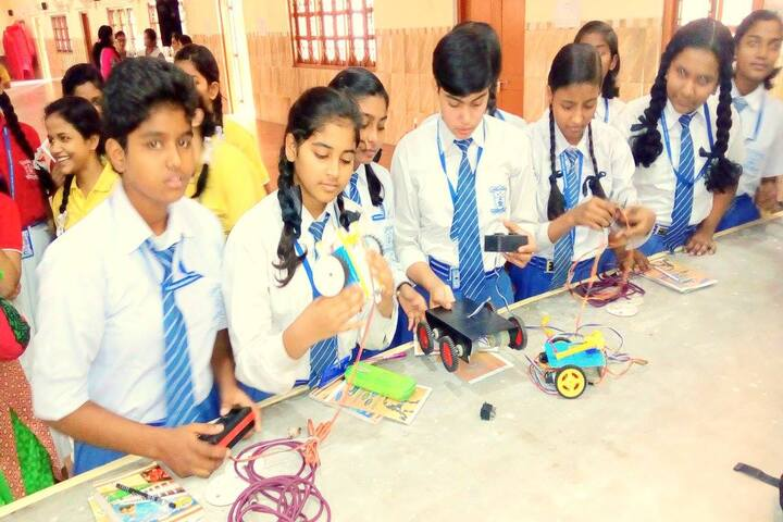 Carmel Girls Inter College-School Exhibition