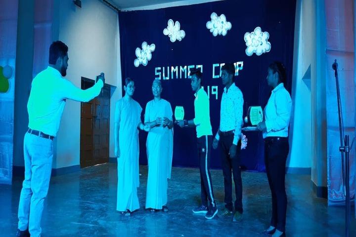 Carmel Girls Inter College-Summer camp