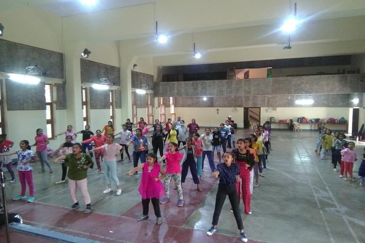 Carmel Girls Inter College-Activity
