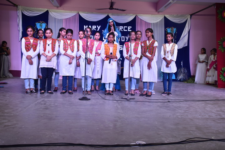 Carmel Girls Inter College-Music