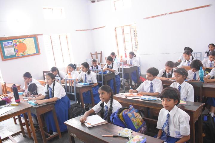 Carmel Girls Inter College-Essay writting