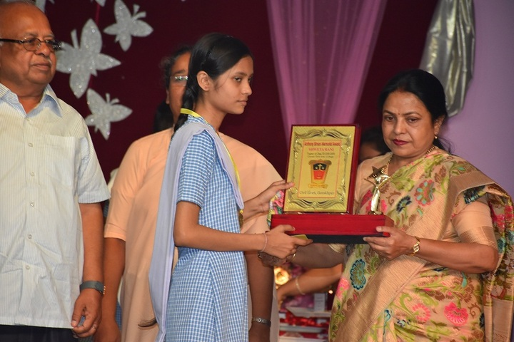 Carmel Girls Inter College-Prize Distributing