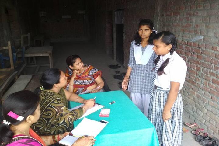 Bhuvneshwari Inter College-Medical  Check Up