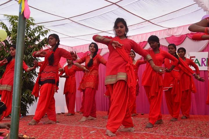 Bhuvneshwari Inter College-Dance
