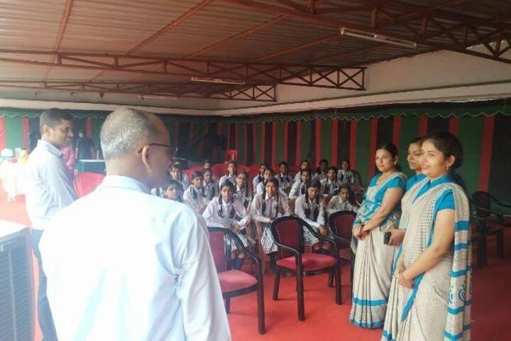 Bhuvneshwari Inter College-Seminar