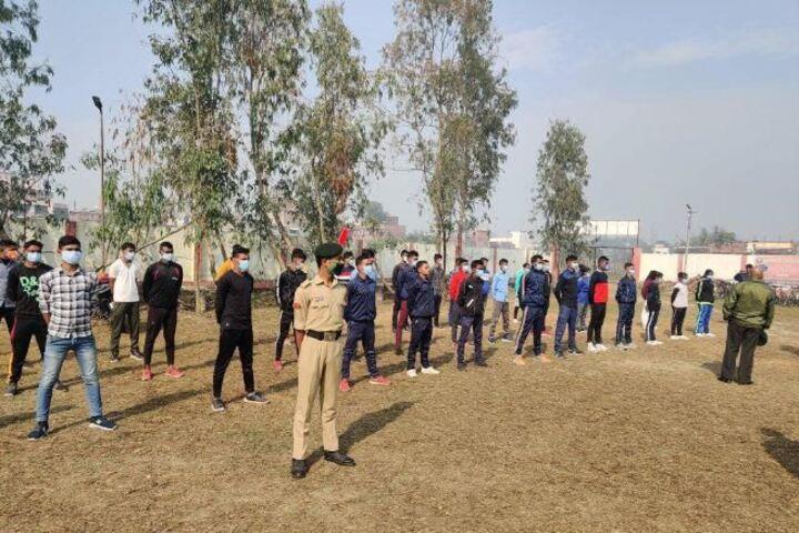 Bhuvneshwari Inter College-Scouts & NSS