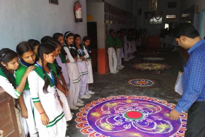 Bhuvneshwari Inter College-Drawing