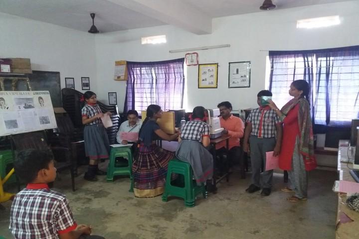 Kendriya Vidyalaya-Medical Checkup