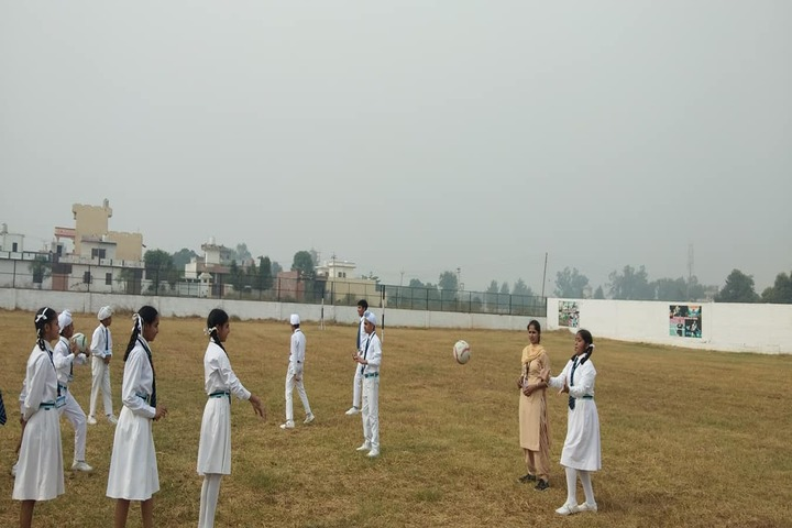 Dashmesh Heritage Public school-Sports
