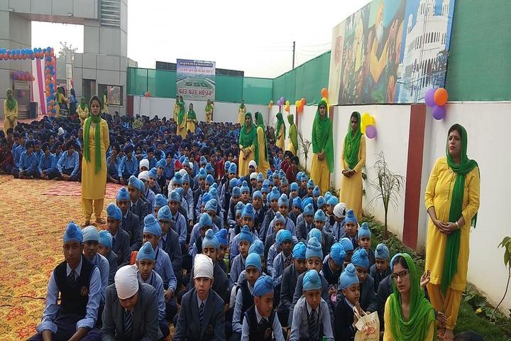 Dashmesh Heritage Public school-Event