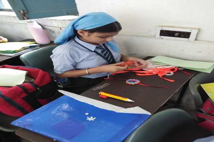 Dashmesh Heritage Public school-Art and Craft