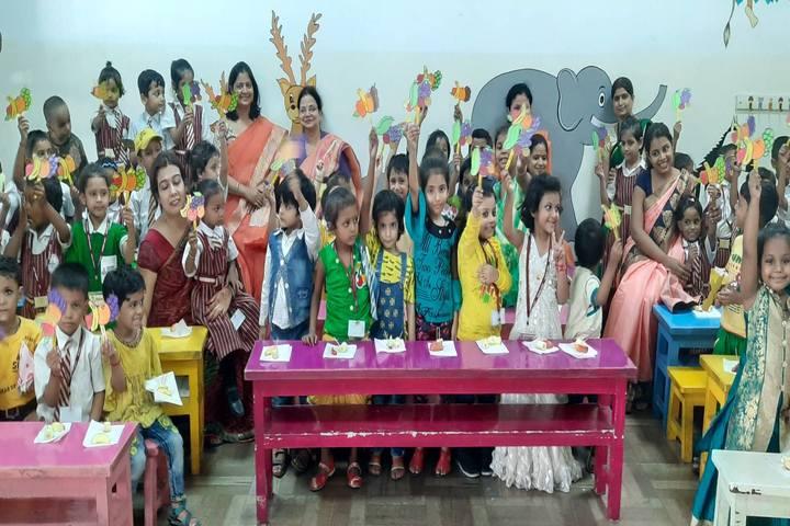 Gopi Radha Balika Inter College-Kindergarten