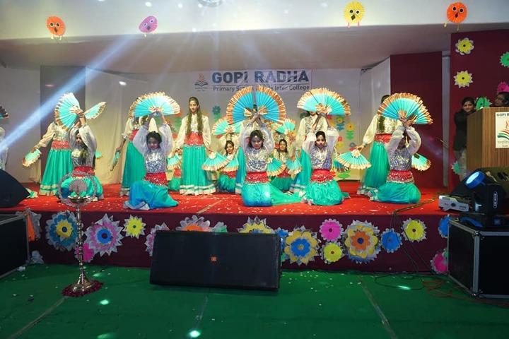 Gopi Radha Balika Inter College-Activity