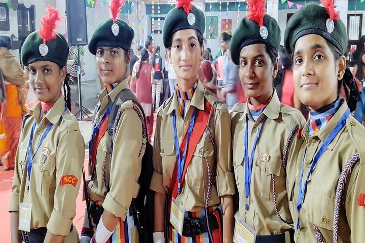Gopi Radha Balika Inter College-NSS