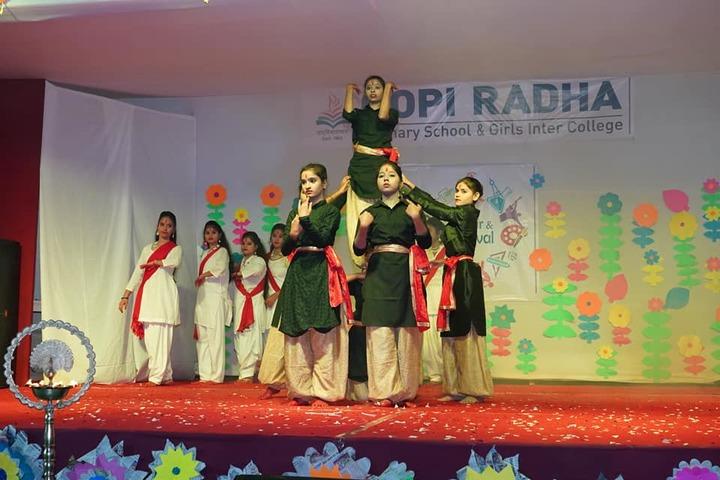 Gopi Radha Balika Inter College-Annual Day