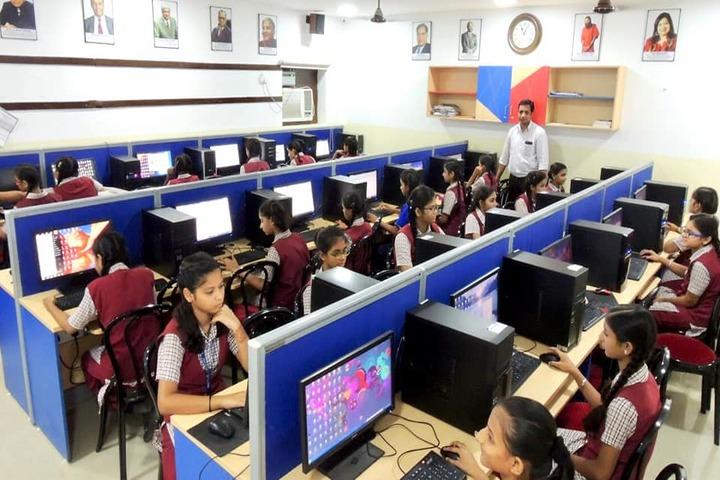 Gopi Radha Balika Inter College-Computer Class