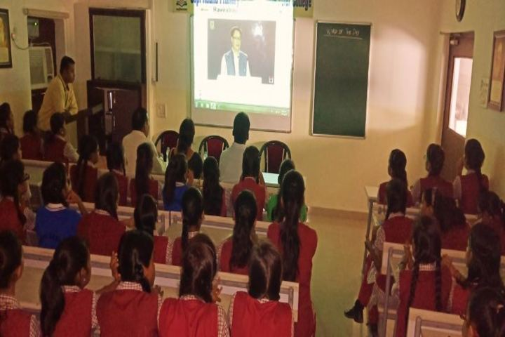 Gopi Radha Balika Inter College-Digital Classroom