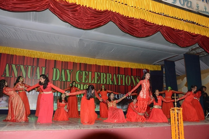 Weidner Memorial Senior Secondary School-Annual Day Celebrations