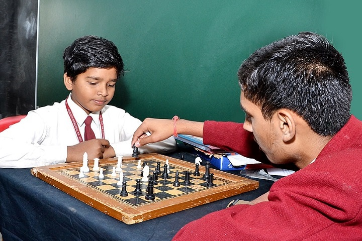 Weidner Memorial Senior Secondary School-Indoor Game Chess