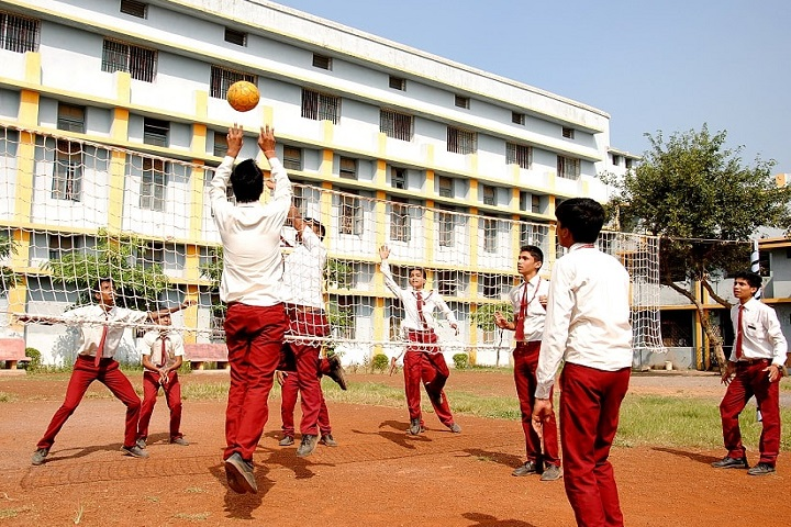 Weidner Memorial Senior Secondary School-Sports Volley ball