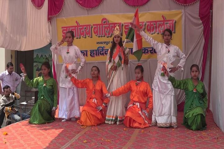 Gyanoday Balika Inter College-Dance