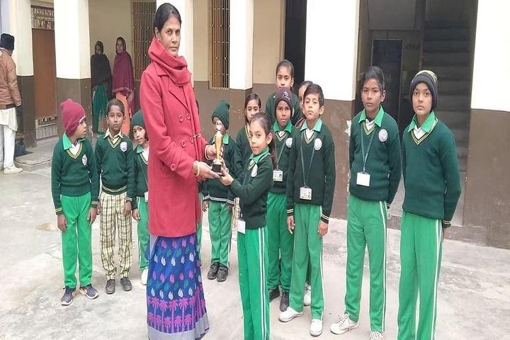 Gyanoday Balika Inter College-Prize Distributing