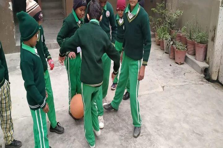 Gyanoday Balika Inter College-Sports