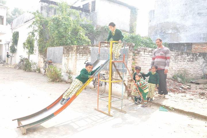 Gyanoday Balika Inter College-Play Area