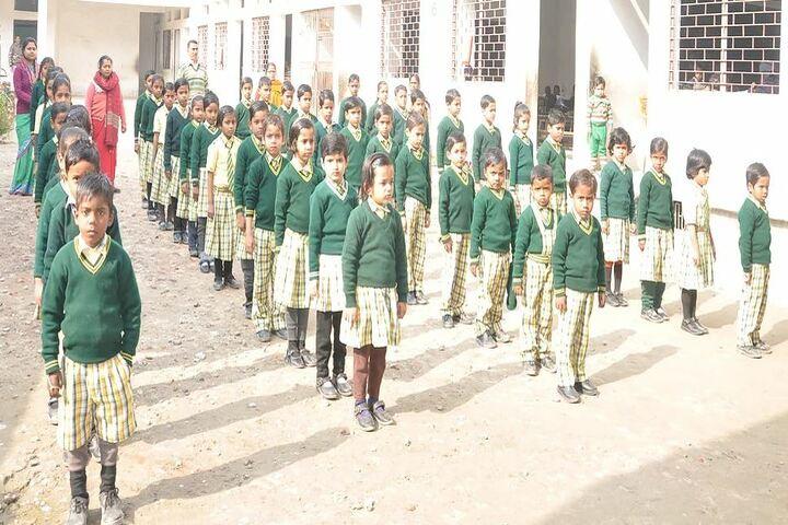 Gyanoday Balika Inter College-Assembly