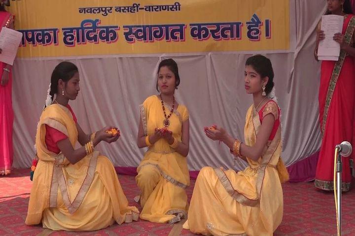 Gyanoday Balika Inter College-Cultural Fest